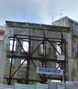 google'i tänavavaatega pilt, Rua da Fé 6...