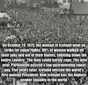 islandi võrdõiguslikkus