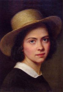 Autoportree enne 1870ndat