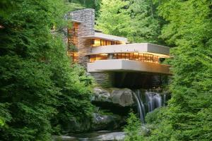 Pilt võetud: http://www.laurelhighlands.org/things-to-do/arts-culture/frank-lloyd-wright/
