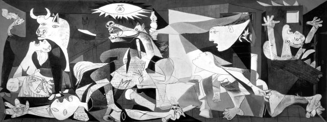 The Art of War: Examining Picasso's Guernica as a Tool for Leader  Professional Development